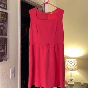 Pink Merona Dress with Pockets